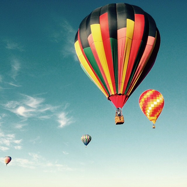 Hot Air Balloon Experiential Marketing